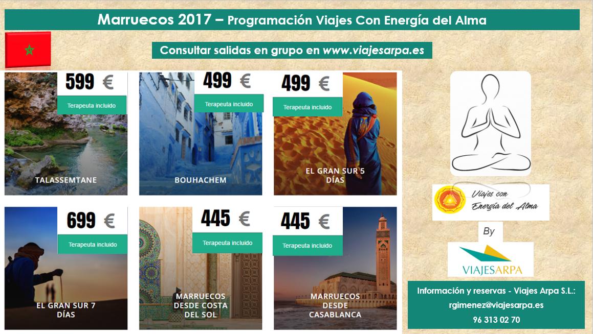 Marruecos 2017- V.con energia