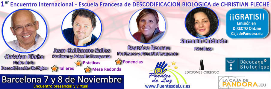 I Encuentro Internacional de Descodificación Biológica