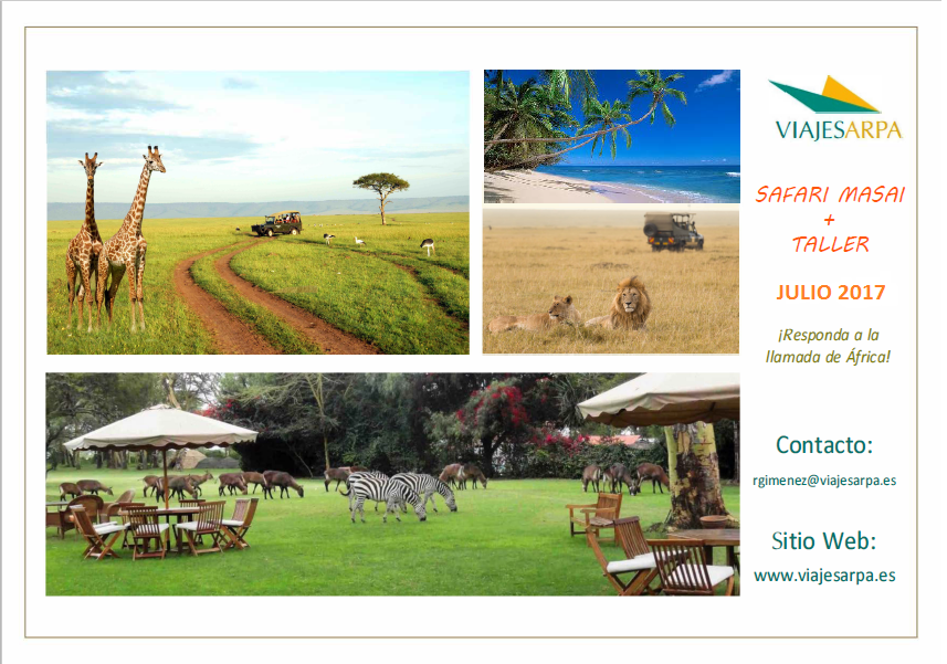 safari masai