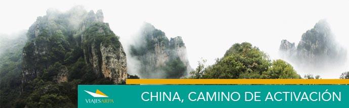 Camino de Activación – China 2015