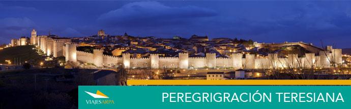 Peregrinación teresiana 2015