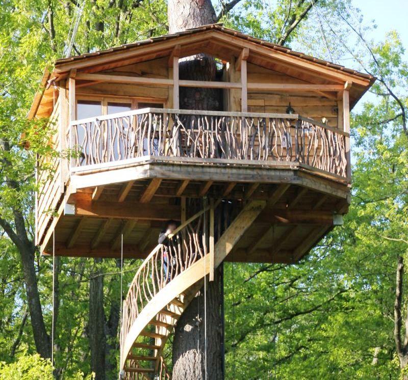 Para dormir 5 lugares con algo especial viajes arpa - Cabana txantxangorria ...