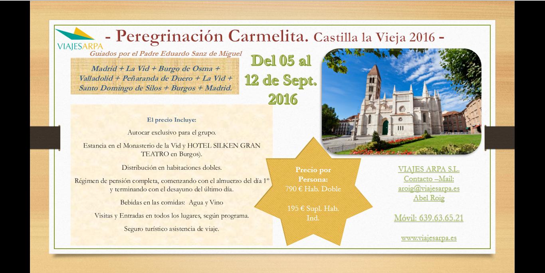 Castilla la Vieja 2016